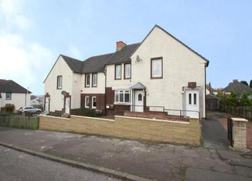 Thumbnail 2 bed flat for sale in Auldton Terrace, Ashgill, Larkhall, South Lanarkshire