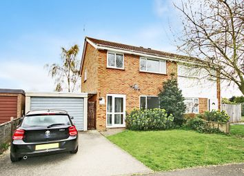 Thumbnail 3 bed semi-detached house to rent in Field Avenue, Canterbury