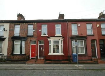 Thumbnail 2 bed terraced house to rent in Thurnham Street, Anfield, Liverpool