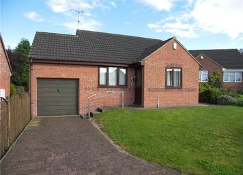 Thumbnail 2 bed detached bungalow for sale in Hardwick Close, Blackwell, Alfreton