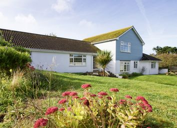 Thumbnail 1 bed flat for sale in Beach Road, Constantine Bay