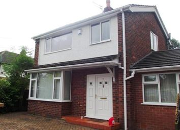Thumbnail 3 bed detached house to rent in Rushton Drive, Bramhall