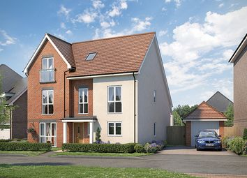 "4 bed property for sale in ""The Buckingham"" at Archer Grove, Reading RG2"