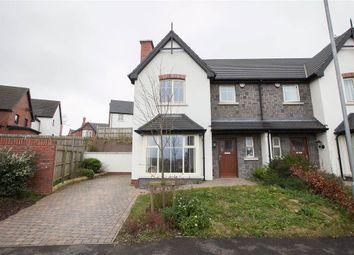 Thumbnail 4 bedroom semi-detached house for sale in 8, Bracken Hill Avenue, Belfast