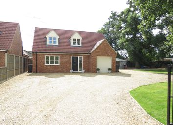Thumbnail 3 bed bungalow for sale in Hall Road, Outwell, Wisbech