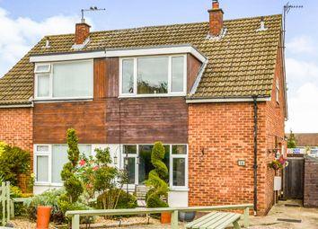 Rhondda Close, Bletchley, Milton Keynes MK1. 3 bed semi-detached house for sale