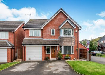Thumbnail Detached house for sale in Queens Court, School Lane, Caverswall, Stoke-On-Trent