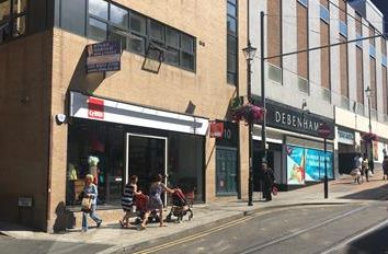 Thumbnail Commercial property for sale in 8-10 Crown Hill, Croydon, Surrey