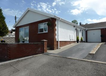 Thumbnail 3 bed bungalow for sale in Parc Glanffrwd, Garnant, Ammanford