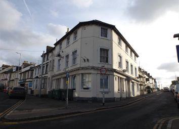 Thumbnail 1 bed flat to rent in Harvey Street, Folkestone