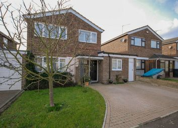 Thumbnail 3 bed link-detached house for sale in Church Field Road, Coggeshall, Essex