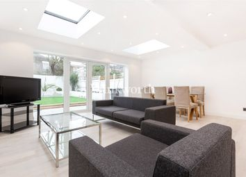 Thumbnail 3 bedroom flat for sale in Lausanne Road, London