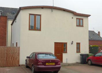 Thumbnail 2 bedroom semi-detached house for sale in Foxglove Court, Clive Street, Hereford