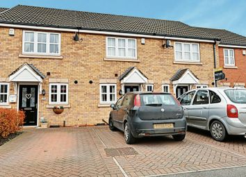 Thumbnail 2 bed terraced house for sale in Pools Brook Park, Kingswood, Hull