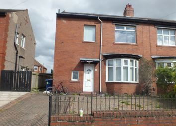 Thumbnail 3 bedroom semi-detached house for sale in Westacre Gardens, Newcastle Upon Tyne