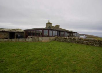 Thumbnail 4 bed detached bungalow for sale in Old School, Costa, Orkney