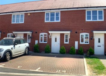 Thumbnail 2 bed terraced house for sale in Tabby Drive, Three Mile Cross, Reading