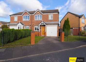 Thumbnail 3 bed semi-detached house for sale in Cranwell Grove, Erdington, Birmingham