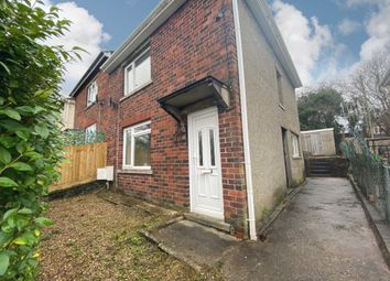 Thumbnail 3 bed semi-detached house for sale in Trefelin, Trecynon, Aberdare