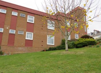 Thumbnail 1 bed flat for sale in Mannamead Court, Mannamead, Plymouth