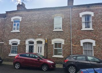 Thumbnail 3 bed terraced house for sale in Frances Street, York