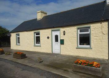 Thumbnail 3 bed semi-detached bungalow for sale in Kirkcolm, Stranraer