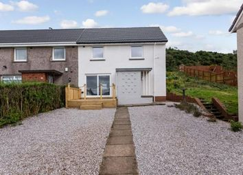 Thumbnail 2 bedroom end terrace house for sale in Lyle Road, Greenock, Inverclyde