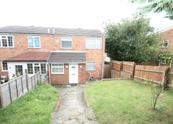 Thumbnail 3 bedroom end terrace house for sale in Admirals Walk, Chatham, Kent