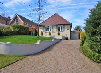 Thumbnail 4 bed detached bungalow for sale in Church Road, Kenley