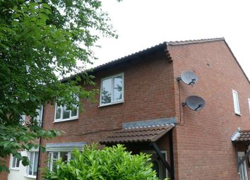 Thumbnail 2 bed flat for sale in Didcot Close, Shrewsbury