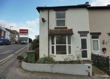 Thumbnail 3 bedroom end terrace house for sale in Norman Road, Southampton