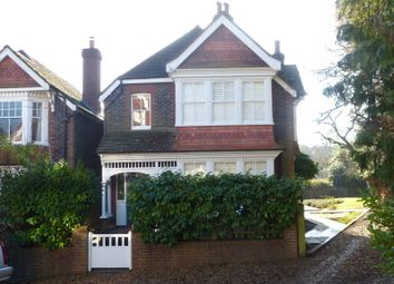Thumbnail 4 bed detached house to rent in Meadow Vale, Haslemere