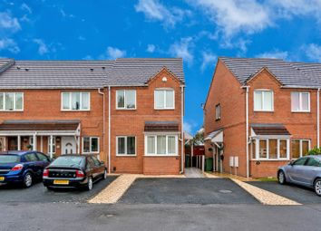 Thumbnail 3 bed end terrace house for sale in Mulberry Road, Bloxwich, Walsall