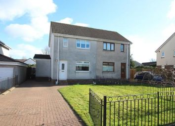 Thumbnail 2 bed semi-detached house for sale in Pentland Drive, Bishopbriggs, Glasgow, East Dunbartonshire