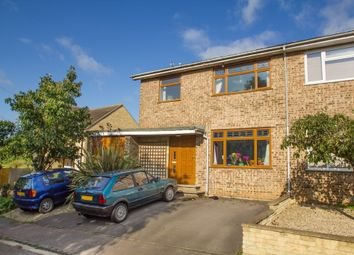 Thumbnail 3 bed semi-detached house for sale in New Road, Long Hanborough, Witney