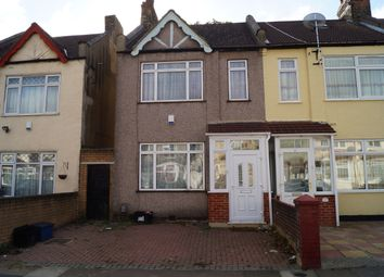 Thumbnail 2 bed end terrace house for sale in Saxon Road, Ilford