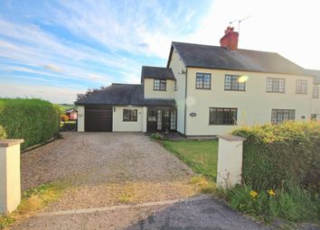 4 bed semi-detached house for sale in Barkbythorpe Lane, Syston, Leicester LE7