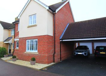 Thumbnail 5 bed detached house for sale in The Spinnaker, St. Lawrence, Southminster, Essex