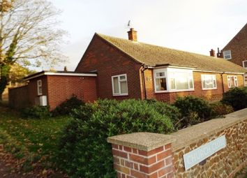 Thumbnail 2 bed bungalow to rent in Church Close, Hunstanton