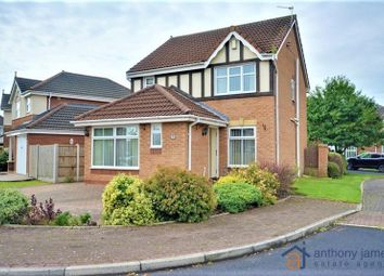 Thumbnail 3 bedroom detached house for sale in Cheriton Park, Southport