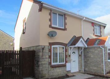 Thumbnail 2 bed semi-detached house to rent in Heol Y Fro, Llantwit Major