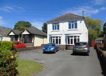 Thumbnail 5 bedroom detached house for sale in Birchgrove Road, Birchgrove, Swansea