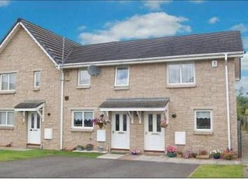 Thumbnail 2 bed end terrace house to rent in Targe Wynd, Wallace Park, Stirling, Stirlingshire