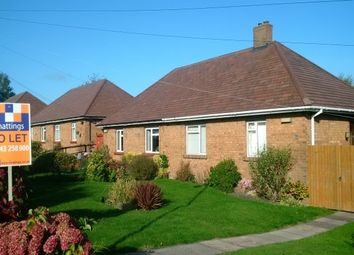Thumbnail 2 bed bungalow to rent in Park Road, Chase Terrace