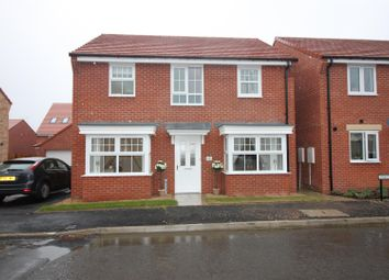 Thumbnail 4 bed detached house for sale in Ponteland Square, Croften Grange, Blyth