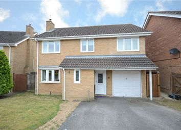 Thumbnail 4 bed detached house for sale in Acacia Avenue, Heath Park, Sandhurst