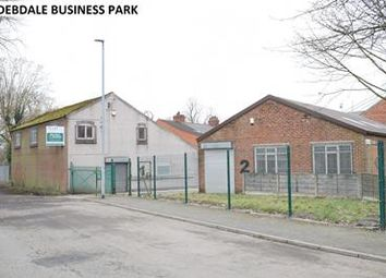 Thumbnail Light industrial to let in Unit 1, Debdale Business Park, Waterhouse Road, Manchester