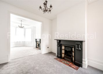 Thumbnail 4 bed terraced house for sale in Hewitt Road, London
