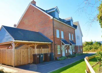 Thumbnail 3 bed end terrace house for sale in Mundy Road, Picket Piece, Andover
