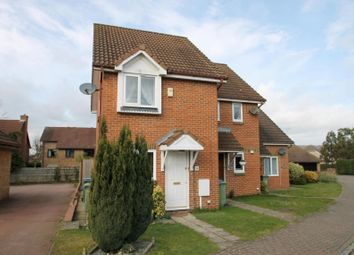 Thumbnail 2 bed end terrace house to rent in Bignor Close, Horsham